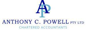 Anthony C Powell Logo