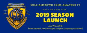 2019 Season Launch